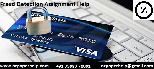 Fraud Detection Assignment Help