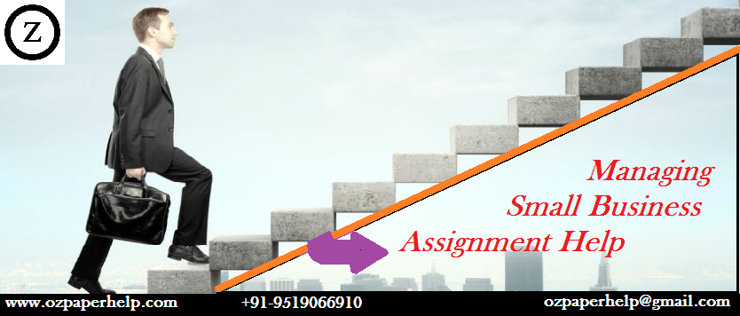 Managing small business Assignment Help