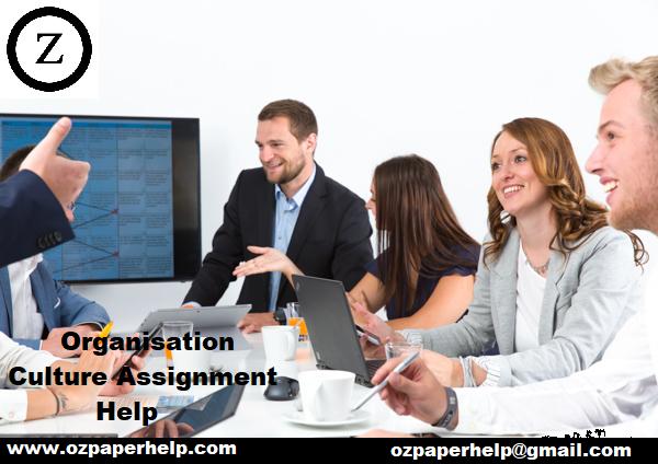 Organisation Culture Assignment Help