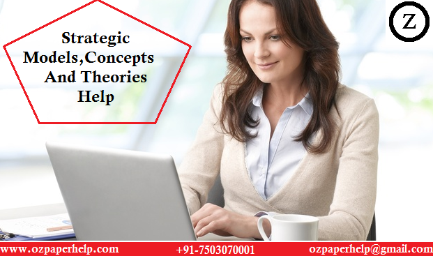 Strategic Models,Concepts And Theories Help
