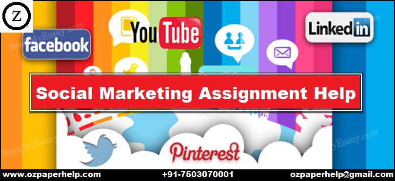 Social Marketing Assignment Help