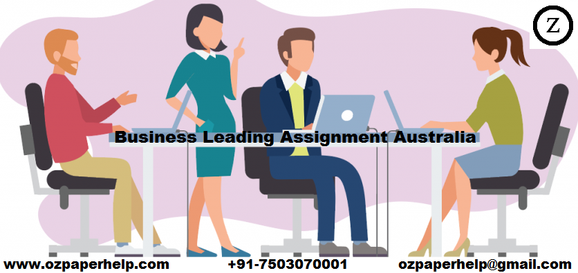 Business Leading Assignment Australia