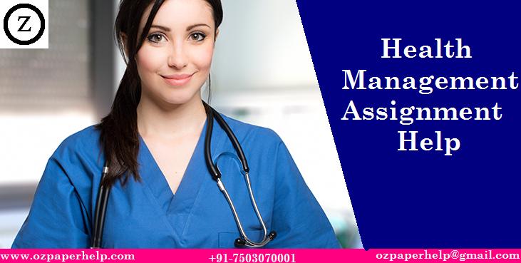 Health Management Assignment Help