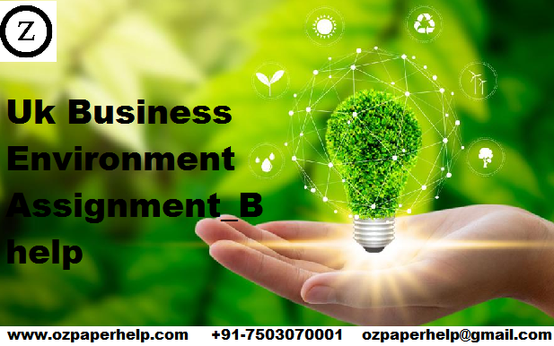 Uk Business Environment Assignment_B help