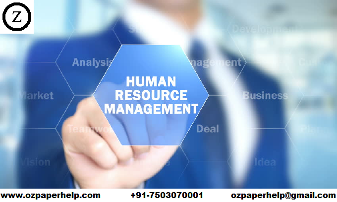 Human Resource Management Assignment Help Uk