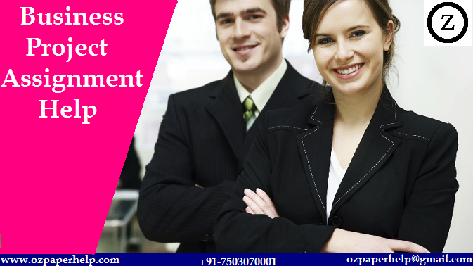Business Project Assignment Help