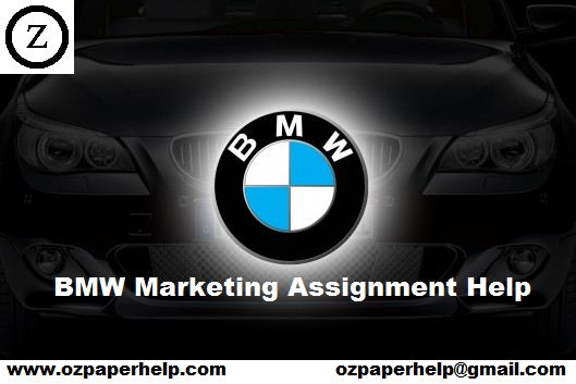 BMW Marketing Assignment Help