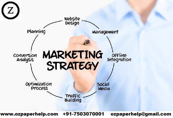 Marketing Strategy Development Assignment Help