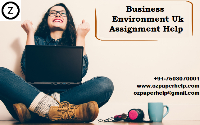 Business Environment Uk Assignment Help