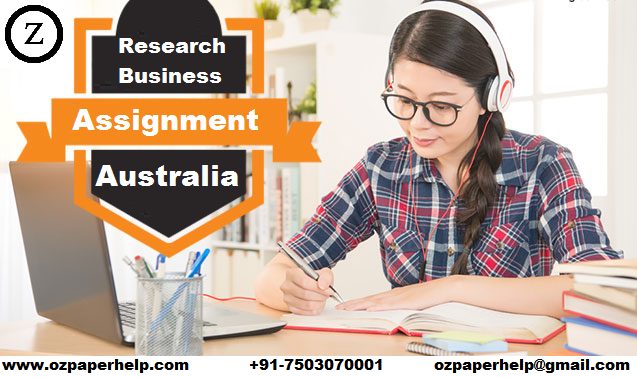 Research Business Assignment Australia
