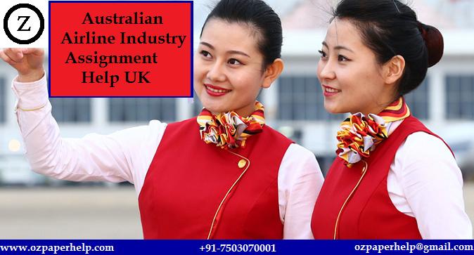 Australian Airline Industry Assignment Help UK