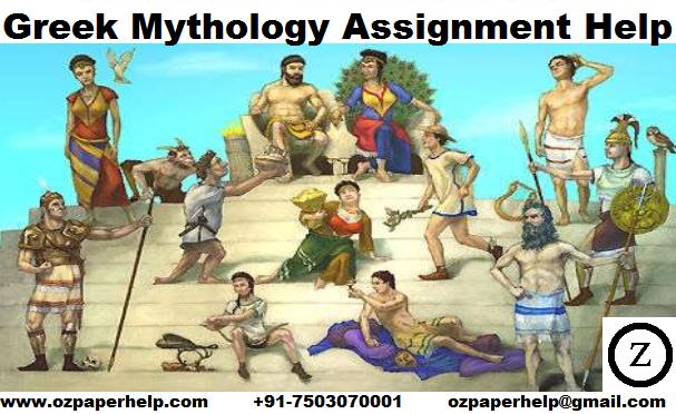 Greek Mythology Assignment Help