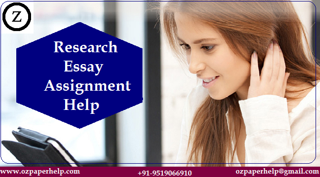 Research Essay Assignment Help