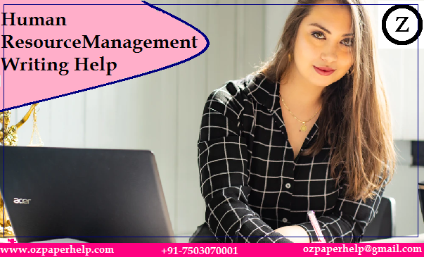 Human Resource Management Writing Help