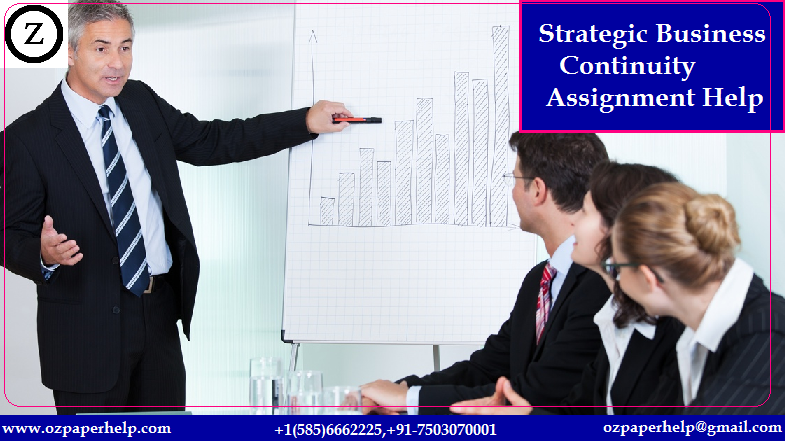 Strategic Business Continuity Assignment Help