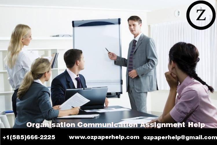 Organisation Communication Assignment Help