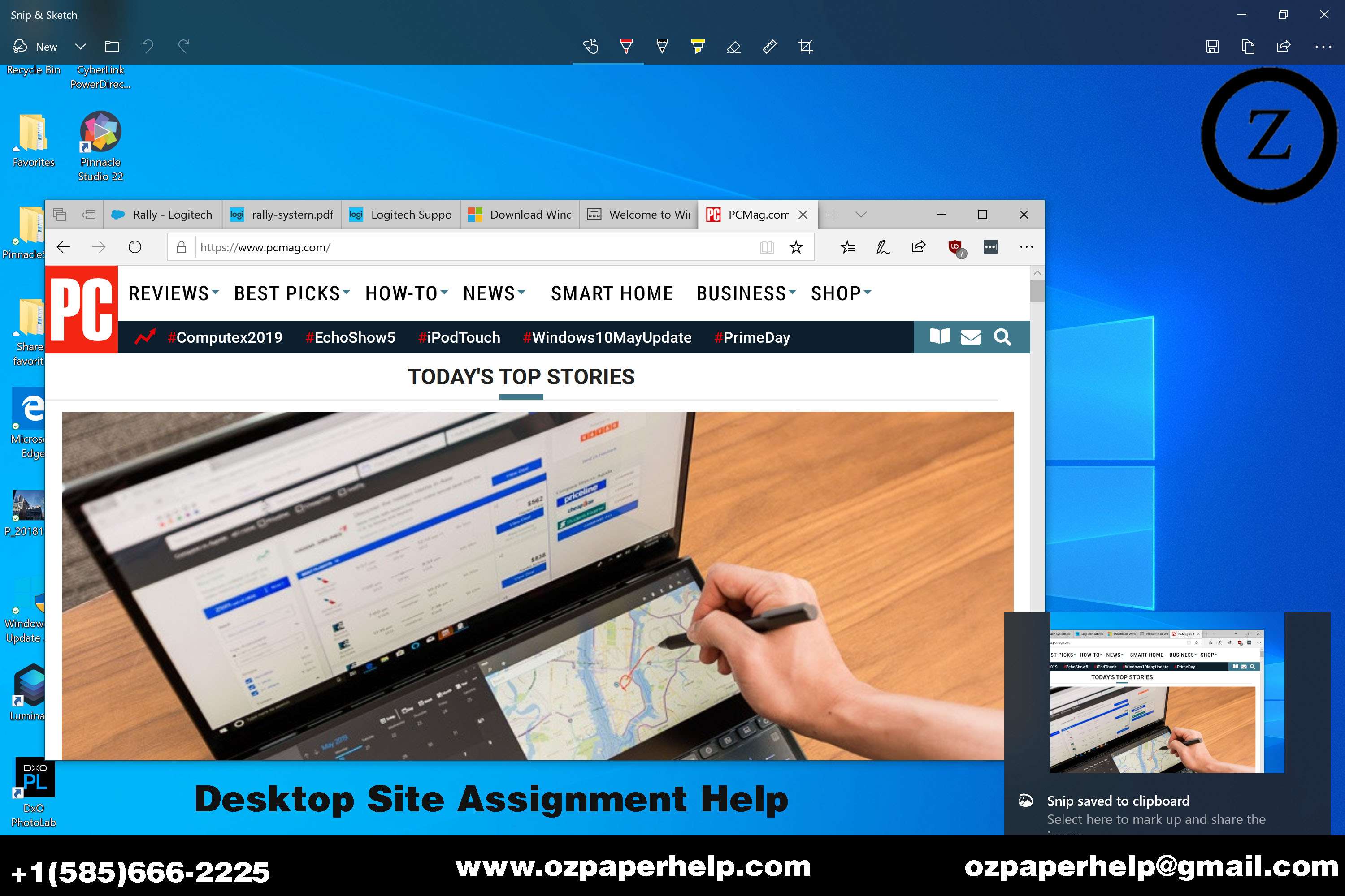 Review Site Assignment help