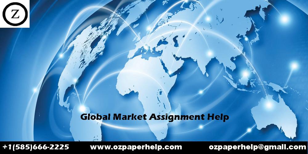 Global Market Assignment Help