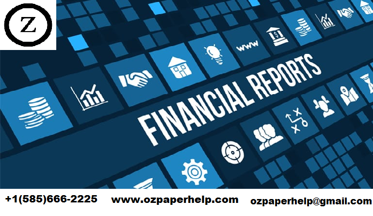 Financial Reporting Assignment Help