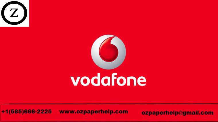 Vodafone Strategic Analysis Assignment Help