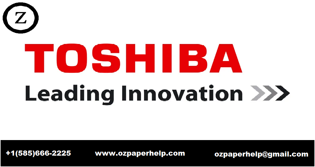 Toshiba Corporation Management Help