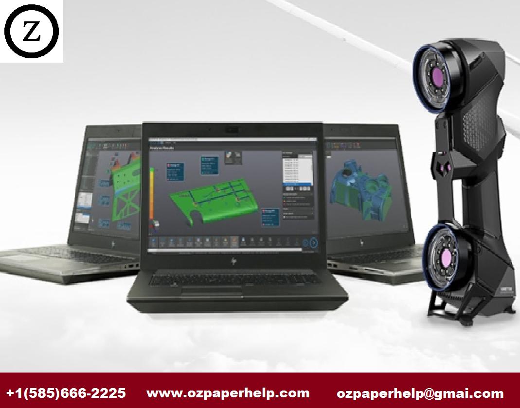 3D Application Scanner Assignment Help