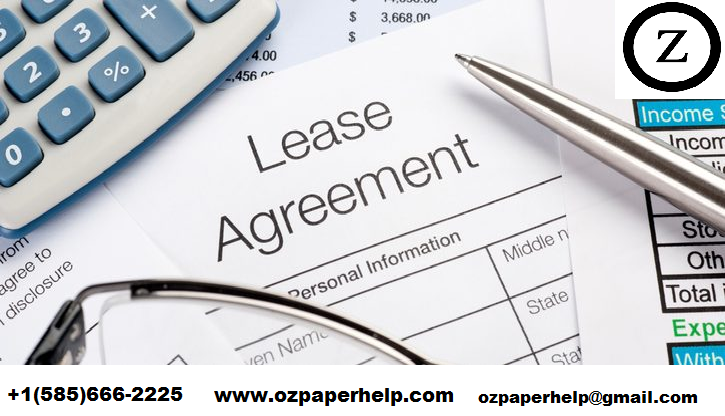Accounting For Lease Assignment Help