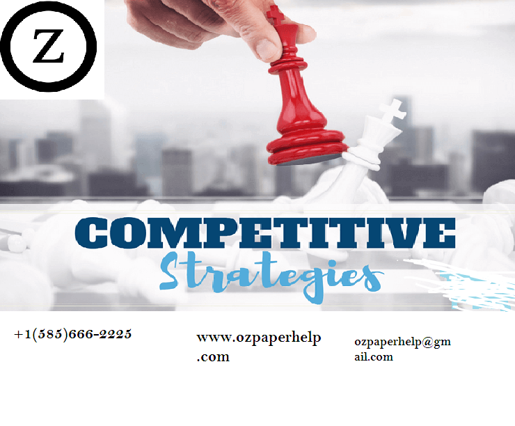 COMPETITVE STRATEGY ASSIGNMENT HELP