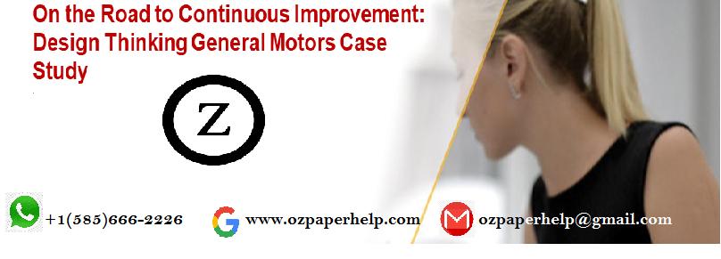 Case study: Continuous Improvement
