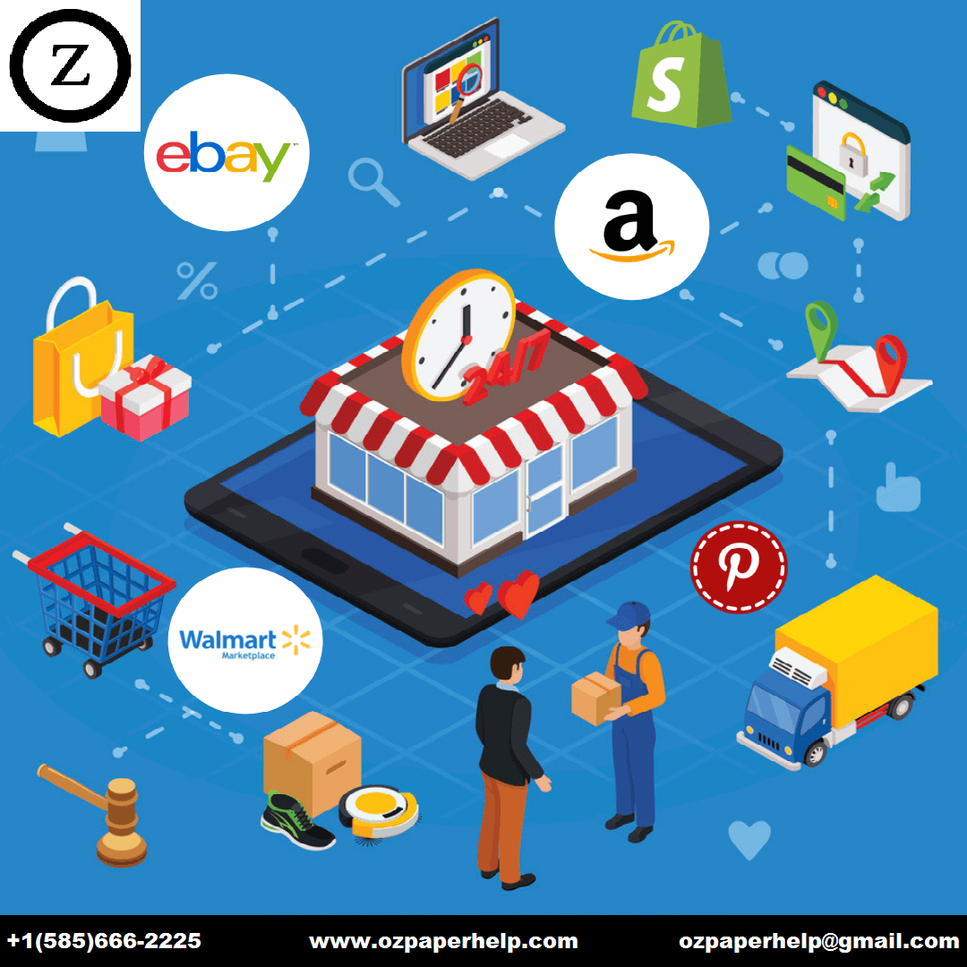 E-Commerce Business Marketing Assignment Help